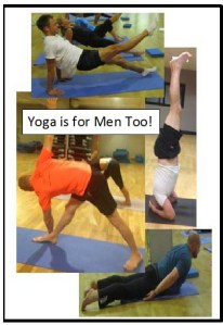 yoga for men too